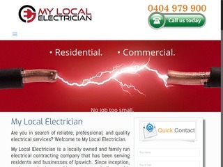 My Local Electrician