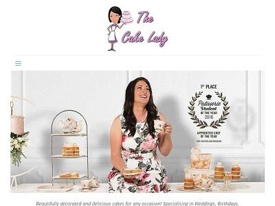 Cake-Lady