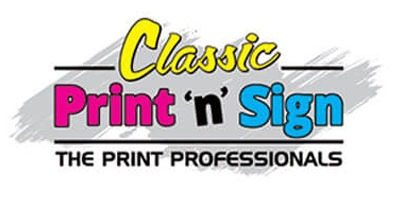 Classic Print n Sign